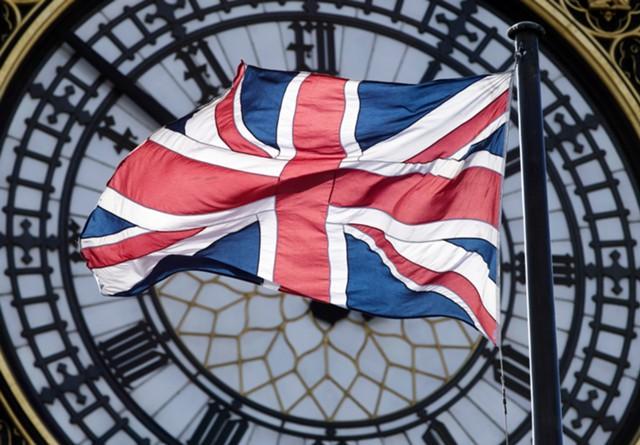 ВВП Великобритании вырос меньше прогноза