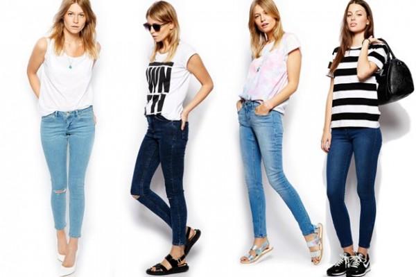 Скинни. Модные узкие брюки