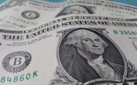 Официальный курс доллара вырос на 2 копейки, евро — снизился на 36