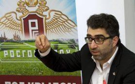 Хачатуров ушел с поста президента «Росгосстраха»