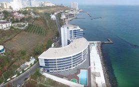 Реконструкция: пляж «Чайка» в Одессе преобразят за 32 млн