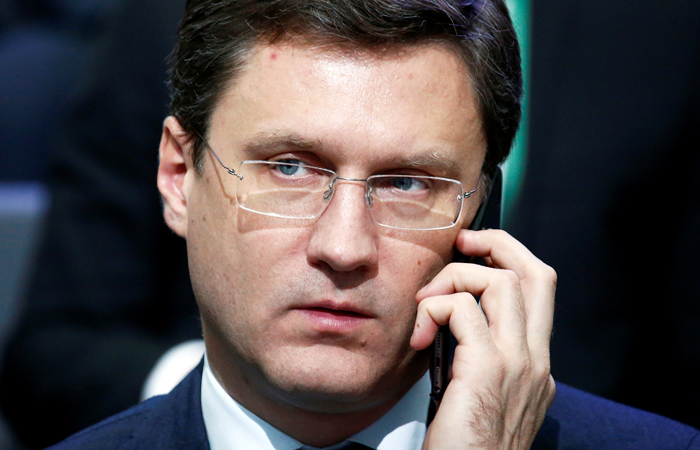 Новак заявил о готовности сохранить транзит газа через Украину