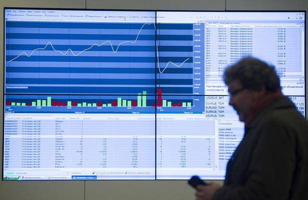 Российские фондовые торги открылись ростом