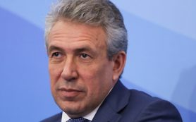 Доход бывшего председателя ВЭБа Сергея Горькова за 2017 год превысил 249,4 млн рублей
