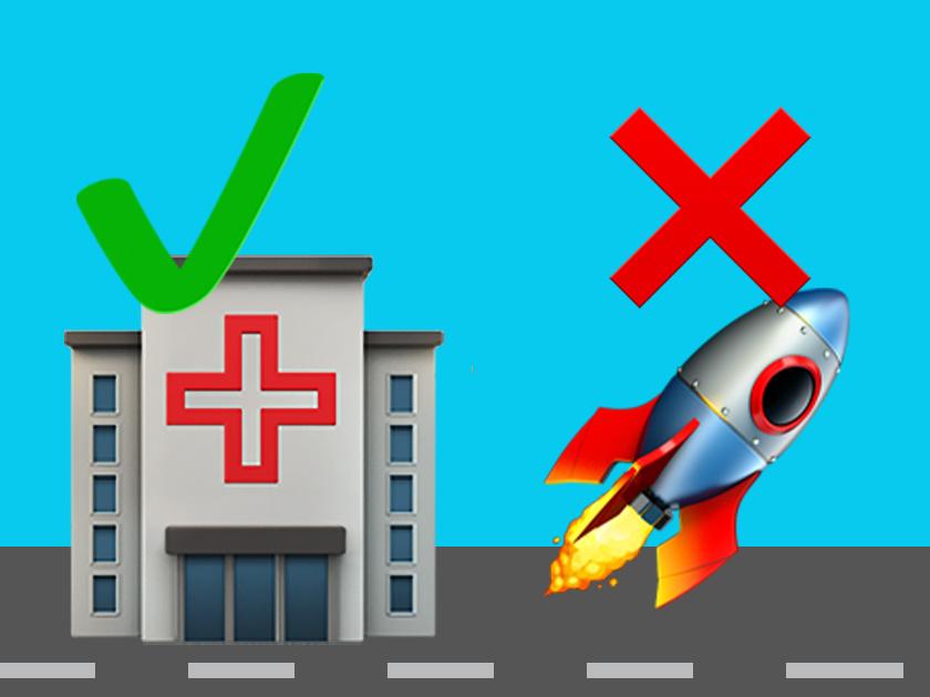 Школы и больницы вместо танков и ракет