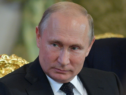 Путин подписал указ о продлении контрсанкций до конца 2019 года