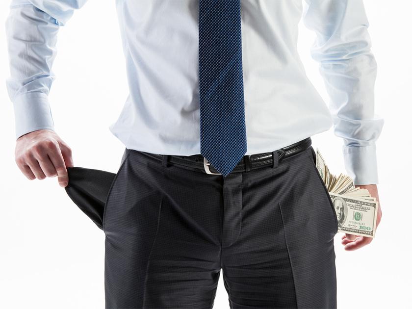Эксперт: банкротство физлица обходится в сумму не менее 100 тыс. рублей