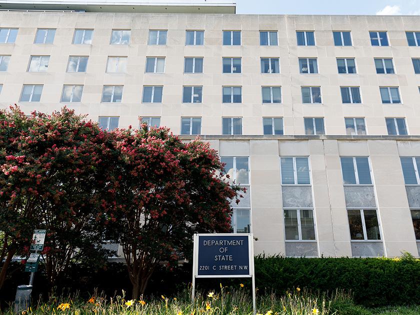 Госдеп: новые санкции против РФ по «делу Скрипалей» могут вступить в силу 27 августа