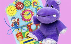 Играй по-крупному: 5 видов игрушек, которые заставят ваших детей полюбить финансы