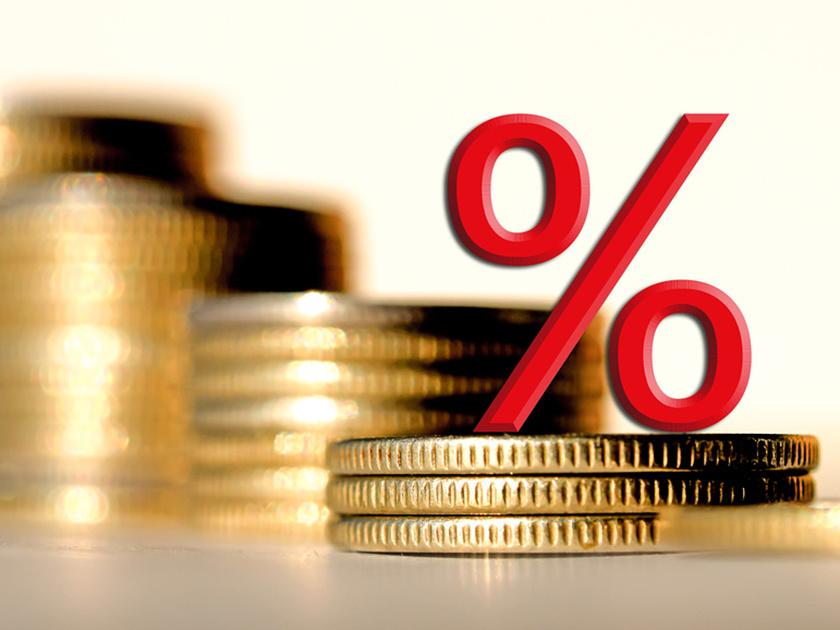 Максимальная ставка топ-10 банков по рублевым вкладам повысилась до 6,65%