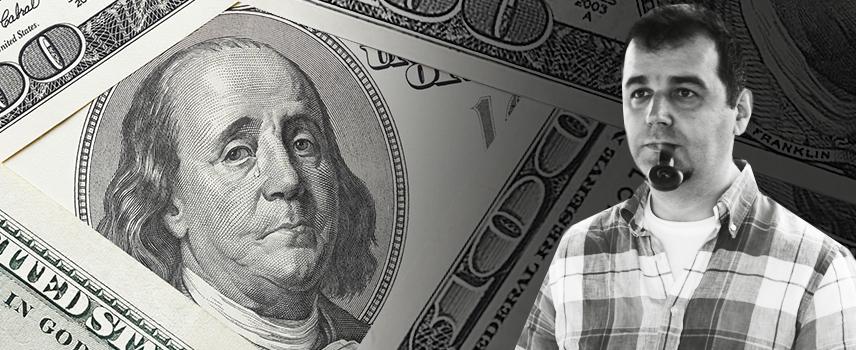 В борьбе с долларом страдают депозиты