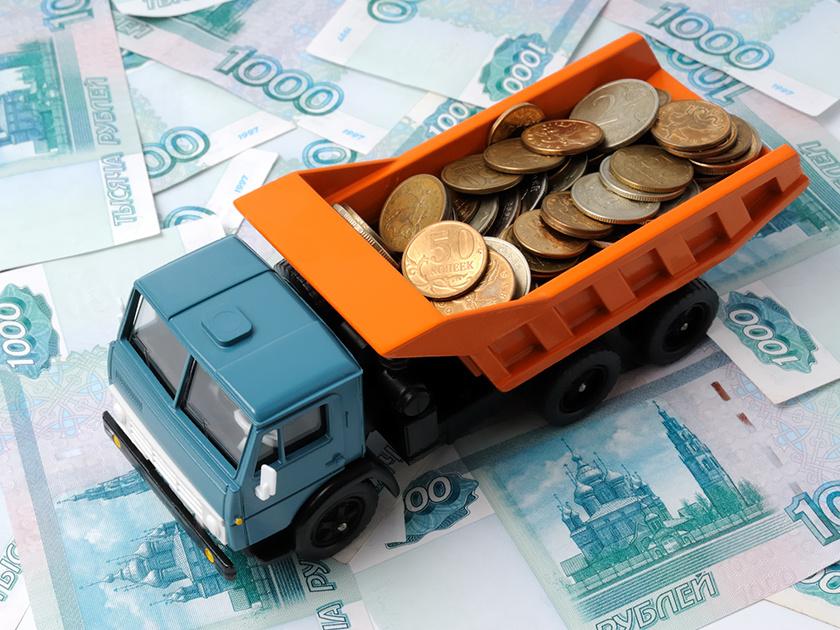 Минфин РФ направит на закупки валюты рекордные 426,9 млрд рублей