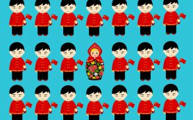 Россия: сделано в Китае