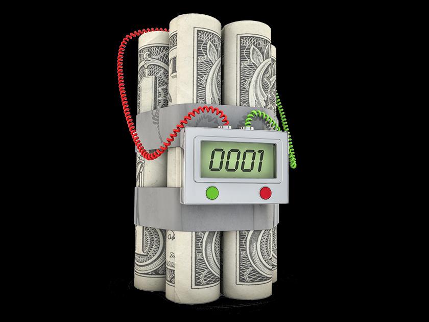 Взрывоопасные инвестиции: самые рискованные финансовые продукты
