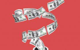 Деньги «валят» из России