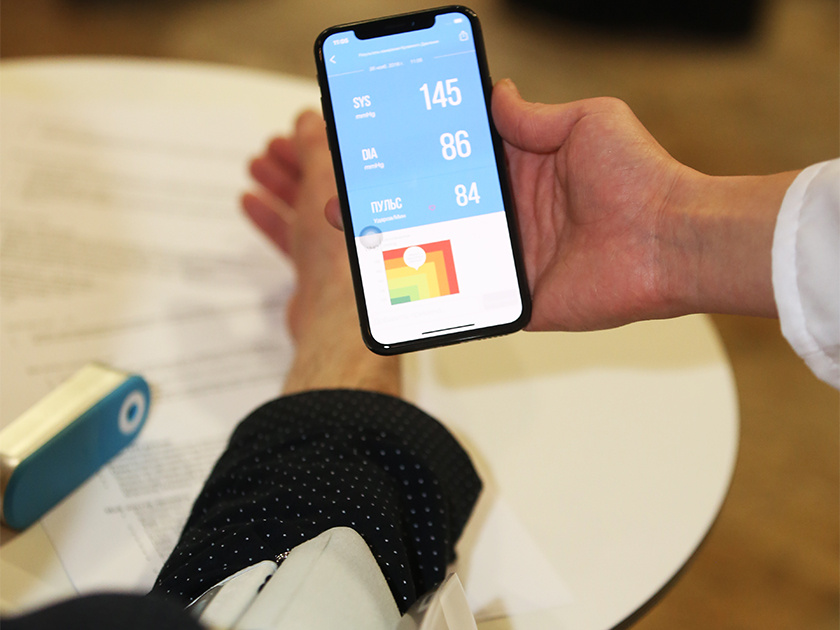 Телемедицинский сервис «Мой Доктор»: все для здоровья в вашем смартфоне