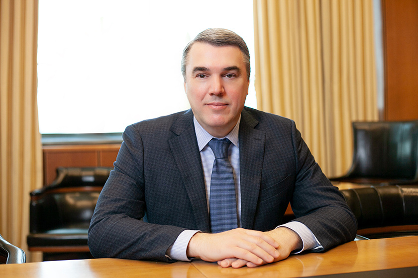 Президентом — председателем правления Запсибкомбанка назначен Александр Сурин