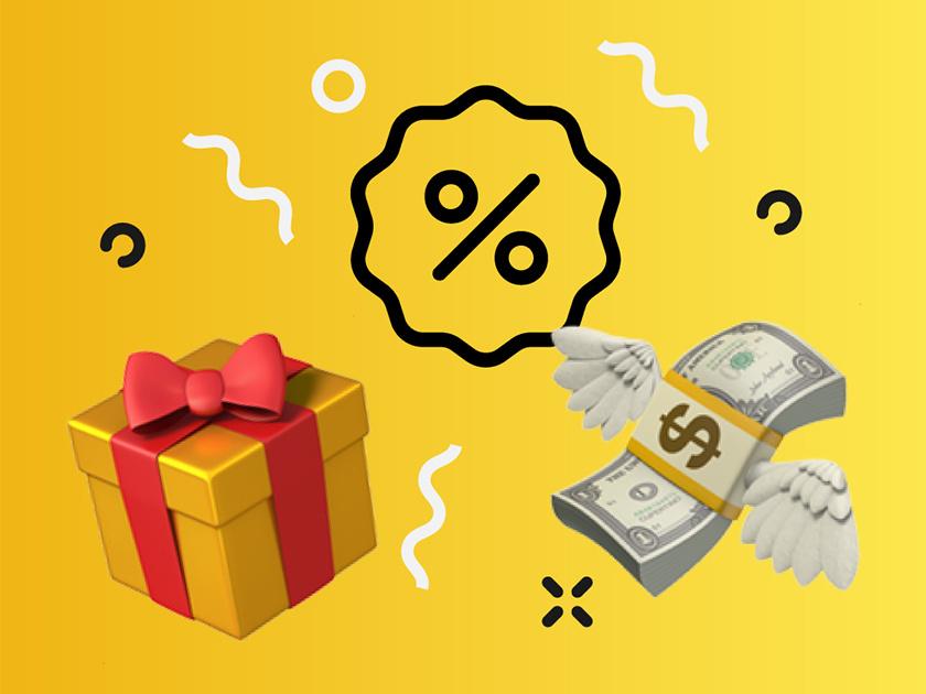 Как купить подарки к 23 февраля и 8 марта с максимальной выгодой