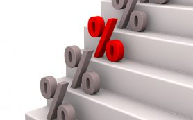 Максимальная ставка топ-10 банков по рублевым вкладам осталась на уровне 7,55%