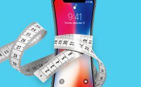 Телефон на диете
