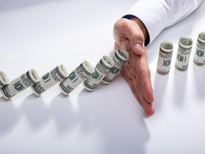 Теневая экономика уходит из банков