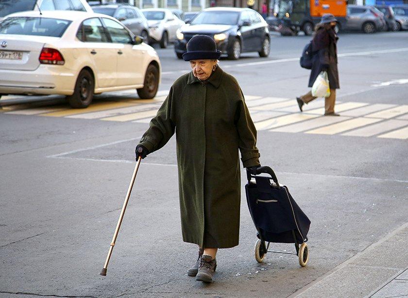 Исследование: пенсионная реформа не повлияет на уровень бедности в России