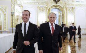 Чиновникам Кремля и Белого дома вернули урезанные из-за кризиса зарплаты