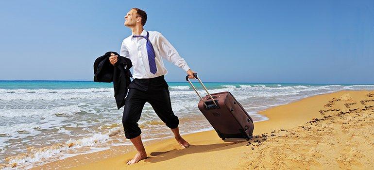 В отпуск — без долгов