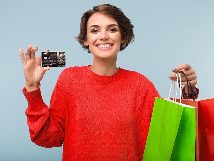 Дебетовая карта «Польза»: повышенный кешбэк, процент на остаток и выгода в магазинах-партнерах