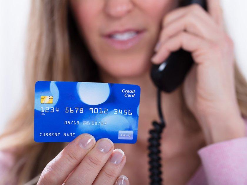 Телефонные мошенники приглашают в банк