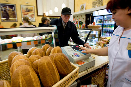 В России подорожал хлеб