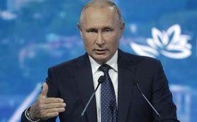 Путин допустил повышение стоимости жилья