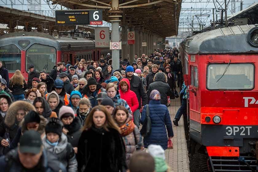 ЦБ договаривается с РЖД о биометрической идентификации пассажиров