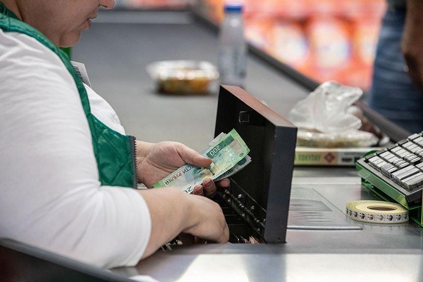 Крупные игроки рассказали о планах по внедрению сервиса снятия наличных в магазинах