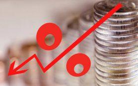 Максимальная ставка топ-10 банков по рублевым вкладам вернулась к снижению