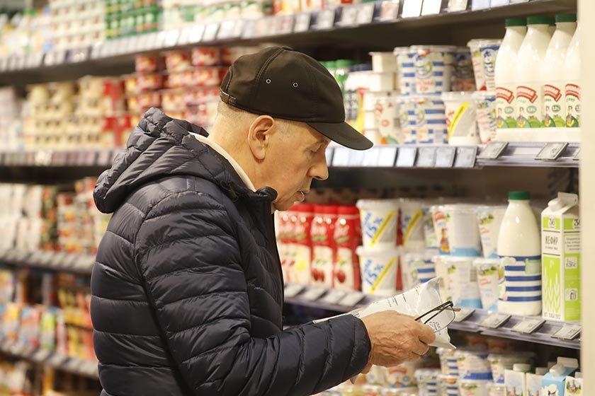 Исследование: треть бюджета россиян уходит на еду