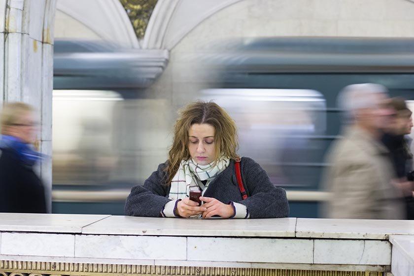 Мобильный трафик в РФ вырос на 52%