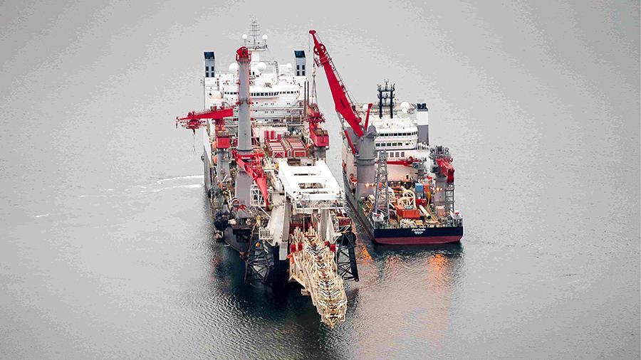 Глава OMV прокомментировал строительство «Северного потока – 2»