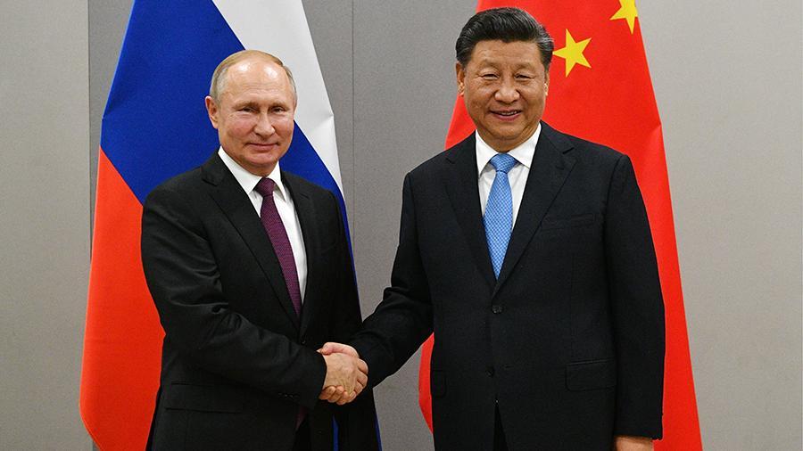 Путин и Си Цзиньпин проведут минимум три встречи в 2020 году