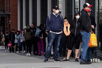 США предрекли рекордный госдолг из-за коронавируса
