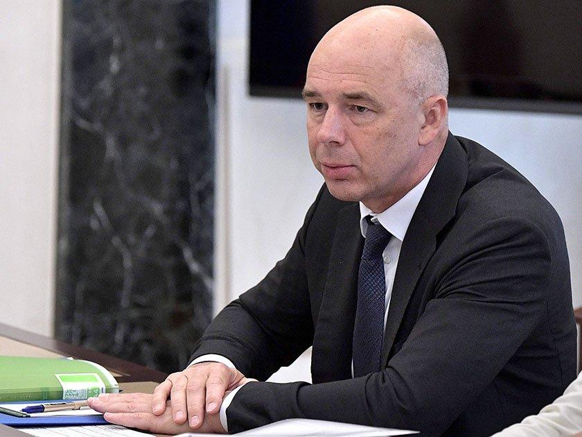 Силуанов: «Если бы мы печатали резервную валюту, то могли бы разбрасывать деньги с вертолета»