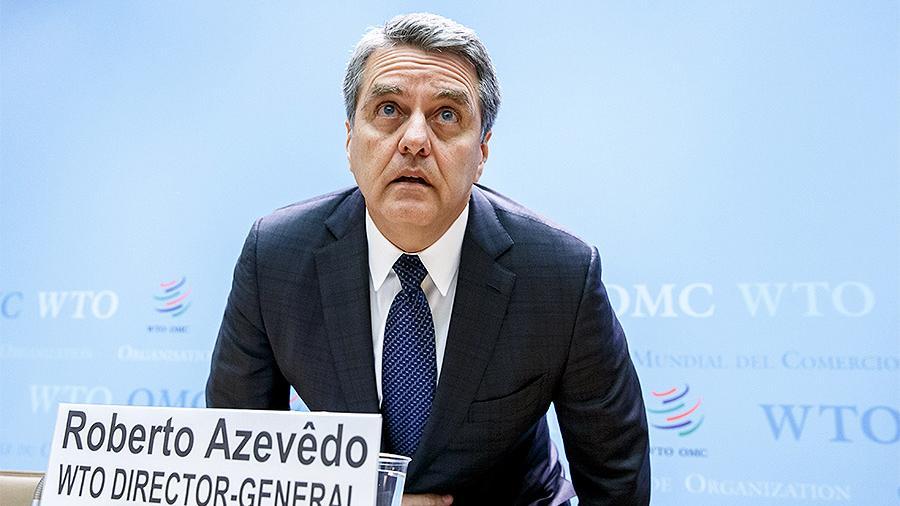 Источники рассказали о планах главы ВТО уйти в отставку