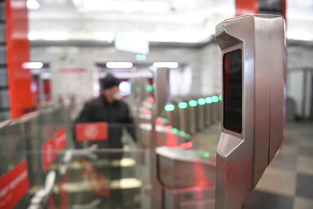 Турникеты с Face Pay появятся на станциях столичного метро в 2021 году