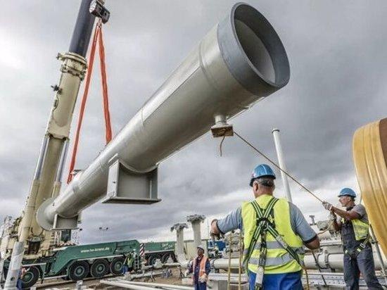 Эксперты назвали сроки окончания строительства «Северного потока — 2»