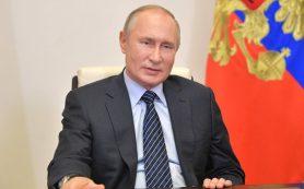 Путин подписал закон об условиях допуска к международным перевозкам