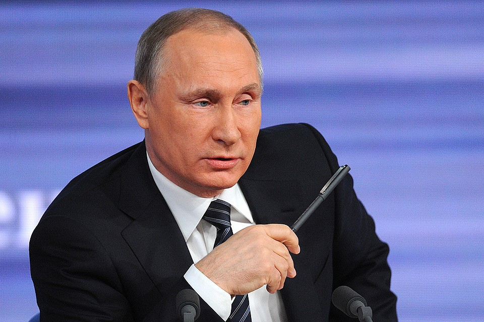 Путин назвал санкции против России бесперспективными