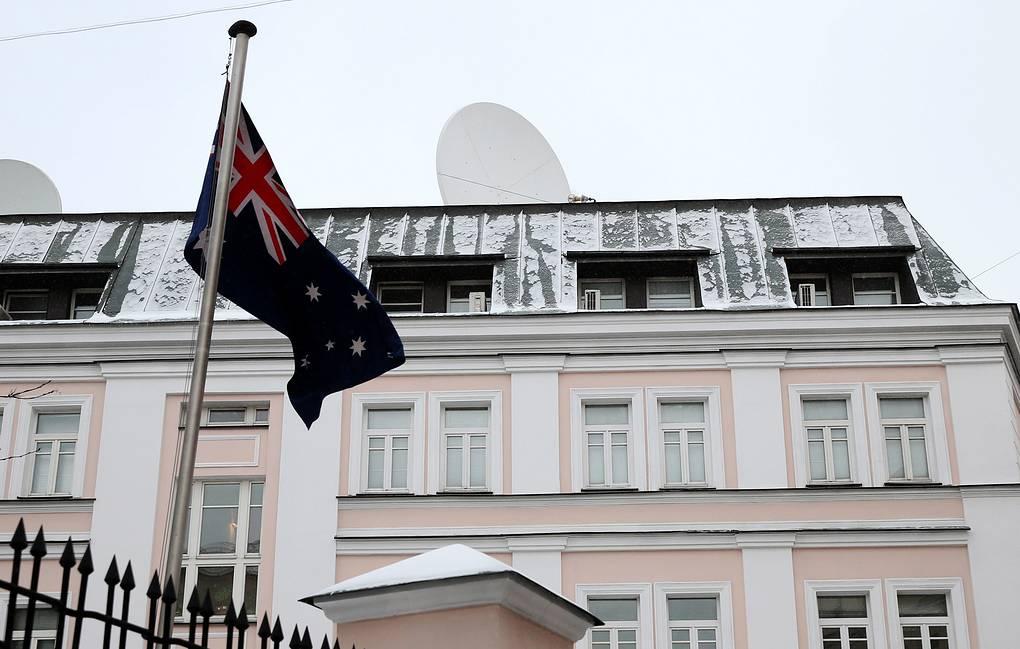 Австралия ввела санкции против четырех компаний и одного физлица из России