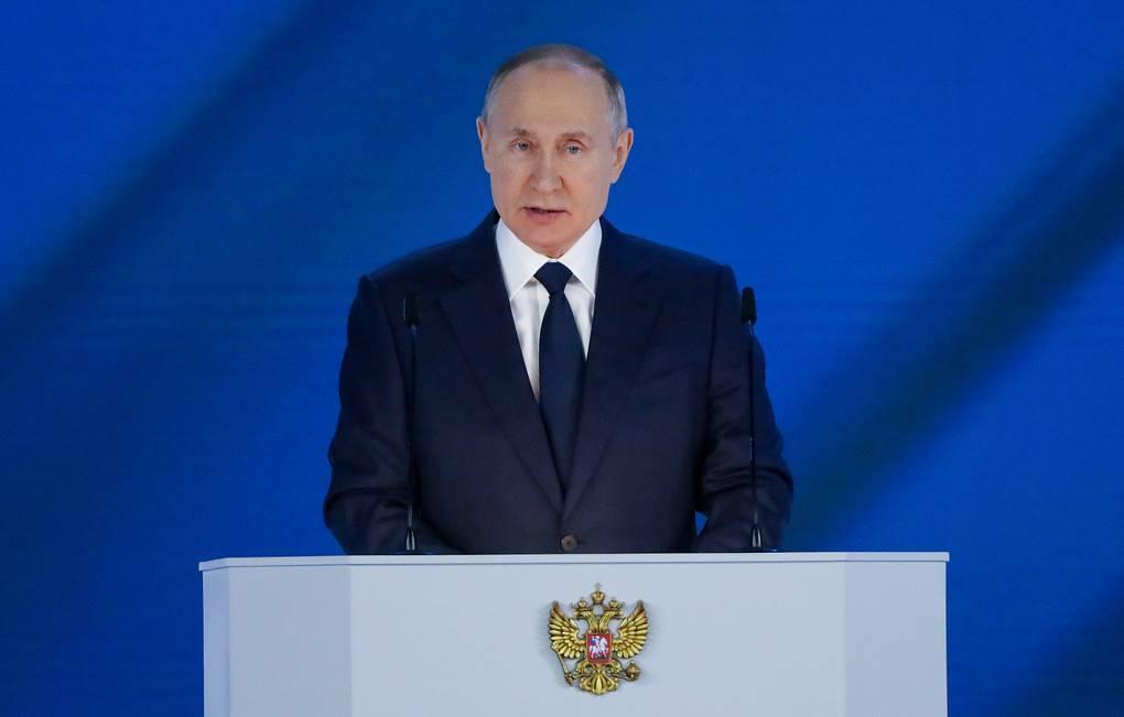 Путин заявил, что рост цен съедает доходы граждан