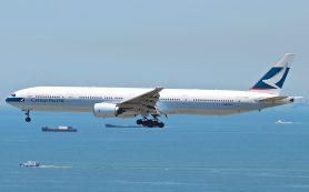 Cathay Pacific из-за пандемии планирует сократить заказ на поставки Boeing 777X
