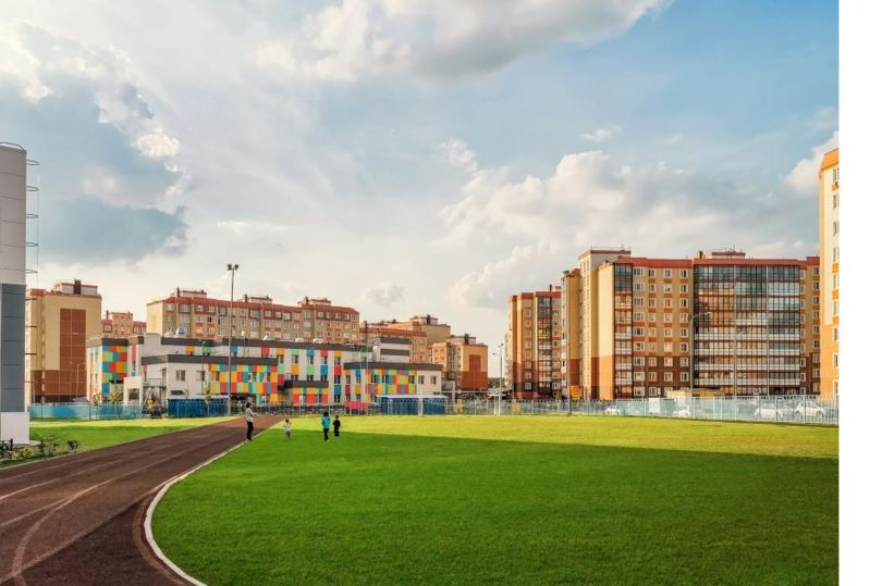 СберБанк и ГК «Гранель» запустили ипотеку со ставкой 2,55%